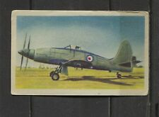 Wyvern S Mk4 Aircraft Vintage Remia Margarine Trading Card No.5