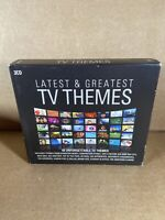 LATEST & GREATEST TV THEMES USED - VERY GOOD CD