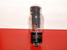1 x 5U4g RCA Tube *Black Plates*Top D-Getter*Very Strong & Balanced*READ*
