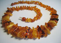 Natural  Baltic Amber Necklace  !!!