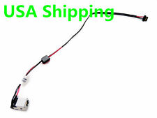 DC power jack in cable harness for Gateway LT20 series LT2016U DC301007400
