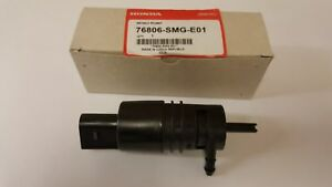 Genuine Honda Civic 5Dr & 3Dr (FN2 Type R) W/Screen Washer Motor (2007-2011)