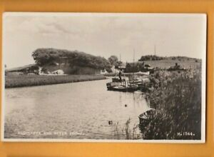 Dorset- Redcliffe and River Frome, Nr Wareham.   Postcard