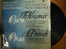 33 RPM Vinyl Czech Philharmonic Wind Ensemble Panton Reocrds PE863 Ster 022715SM