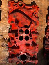 Ships Cheaper 1961 Corvette 283 Iron Intake Manifold 3746829 K 9 0