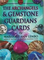 The Archangels & Gemstone Guardian Cards by Margaret Ann Lembo NEW & Sealed