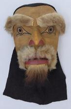 Northwest Coast Calvin Hunt Danced in Old Man Mask 1979