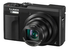 Panasonic LUMIX DC-TZ91 / DC-ZS70 20.3MP Digitalkamera - Schwarz