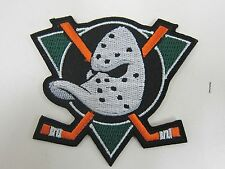 NHL Mighty Ducks of Anaheim Logo embroidered Iron on Patch High Quality Shirt