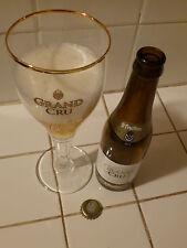 BEER Bottle Cap ~* Brouwerij St FEUILLIEN Grand Cru ~*~ Le Roeulx, Belgium Bier