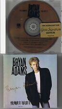 Adams, Bryan You Want It, You Got It Australien Gold CD