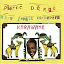 Pierre Dørge New Jungle Orchestra • Karawane - used/rare CD - ships world wide