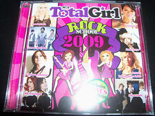 Total Girl Rock School 2009 CD DVD Ft lady Gaga Veronicas Rihanna Short Stack &