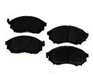 Disc Brake Pad Set-Original Performance Semi-Met Front WD Express 520 08880 507