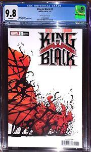 King in Black #2 Spoiler Variant CGC 9.8
