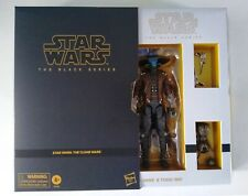 Star Wars Black Series Cad Bane & Todo 360 SDCC Exclusive Import