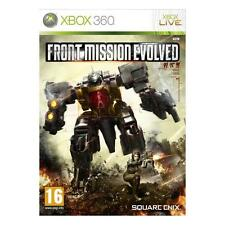 Pal version Microsoft Xbox 360 Front Mission Evolved