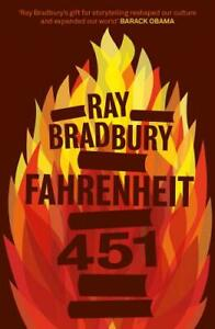 Fahrenheit 451 (Flamingo Modern Classics), Bradbury, Ray, New Book