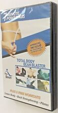 7 Minute Power Abs Total Body Bean Blaster Dvd Plus 3 Free Workouts New Fitness