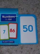 School Zone Numbers 0-25 Flash Cards Complete