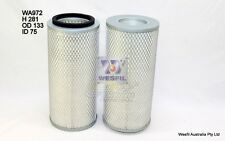 WESFIL AIR FILTER FOR Nissan Patrol 2.8L TD 1994-12/97 WA972