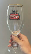 More details for palace artois pint glass chalice limited edition stella artois palace skate new!