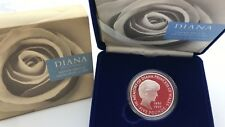 United Kingdom 1999 Silver Proof £5 Five Pounds Diana Memorial Royal UK Mint