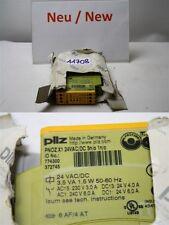 Pilz Emergency Off-Switch Device PNOZ X1 774300