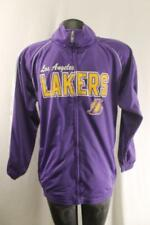 Los Angeles Lakers Youth XL quality zip up athletic Jacket NBA track style