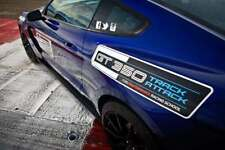 """Sticker Decal  Vinyl set print  Side Ford Mustang GT350 truck attack racing 30"""""""