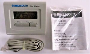 BELL SOUTH Caller ID Name & Number - 36 Name & Number Memory Model C161 - NEW