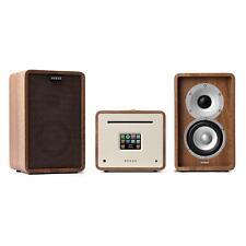 NUMAN Unison Impianto Stereo Amplificatore Casse Lettore CD Diffusore Diffusori