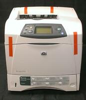 HP LASERJET 4200N Q2426A NETWORK PRINTER REMANUFACTURED REFURBISHED WARRANTY