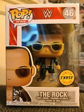 Funko Pop! Wwe: The Rock #46. Chase