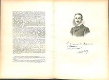 Portrait Michel Corday romancier Le Cancer,Les Bleaux,Femmes d'officiers  1906