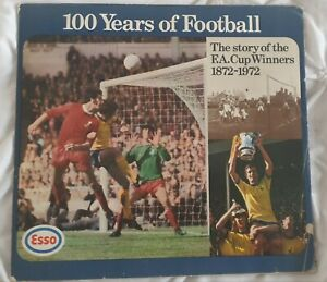 ESSO Coins 100 Years Of Football The Story Of FA Cup Winners 1872-1972 Complete