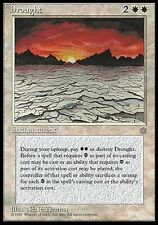 ▼▲▼ 2x Drought (Sécheresse) Ice Age  #21 ENGLISH Magic MTG