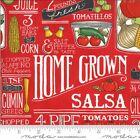 Home Grown Salsa-Moda Fabrics-BTY
