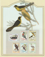 Australia 2020 : Bird Emblems. Stamp pack.  Mint Never Hinged