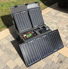 Lithium Tactical Self Contained Solar Power Generator