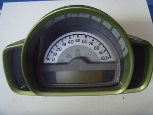 SMART CAR FORTWO COUPE/CABRIO INSTRUMENT CLUSTER CLOCKS  A4519003101