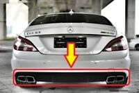 NEW GENUINE MERCEDES BENZ MB CLS CLASS W218 AMG REAR DIFFUSER A2188852425