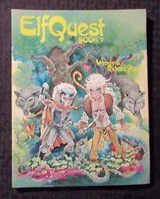1982 ELFQUEST Book 2 SC TPB VF- 7.5 1st Starblaze Edition by Wendy Pini