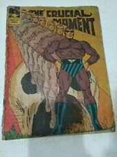 PHANTOM INDRAJAL COMICS IJC No 295 The Crucial Moment Rare ENGLISH India