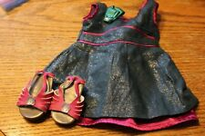 Diva American Girl Doll LOT  American Girl McKenna Fancy Dress Outfit Clip Dress