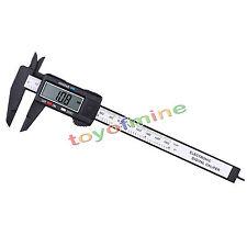 150 mm LCD Digital Electronic Carbon Fiber Vernier Caliper