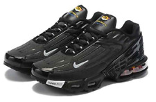 Nike Air TN Tuned Plus 3 black size uk 6-11