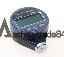NEW Digital Shore Type D Rubber Tire Durometer Hardness Tester Meter 0-100HD