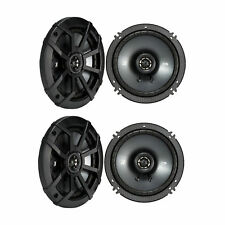 "KICKER Csc65 6.5"" 2 Way 300w 4 Ohm Coaxial Car Audio Speakers Pair 