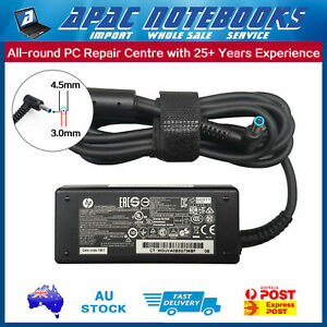 45W Genuine Power AC Adapter Charger For HP 250 G7 Notebook PC